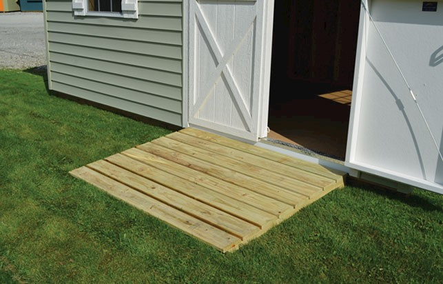 Treated Ramps