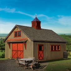 JDM Structures Sheds, Barns, Cabins | Ohio Amish Country